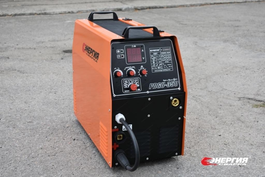 2.Сварочный инвертор полуавтомат ПДГУ-350 Энергия Сварка г.Запорожье