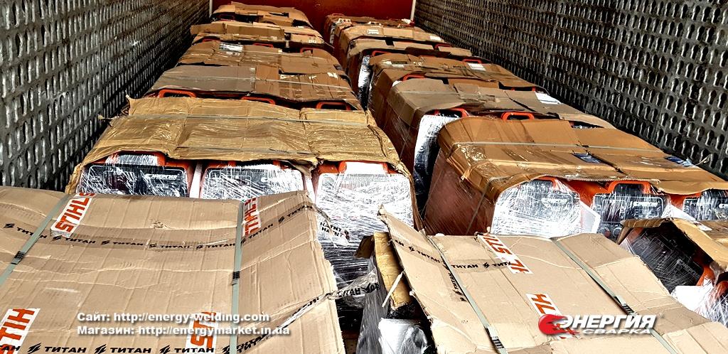 Поставка сварочного оборудования Энергия Сварка на Дарницкий вагоноремонтный завод фото 6