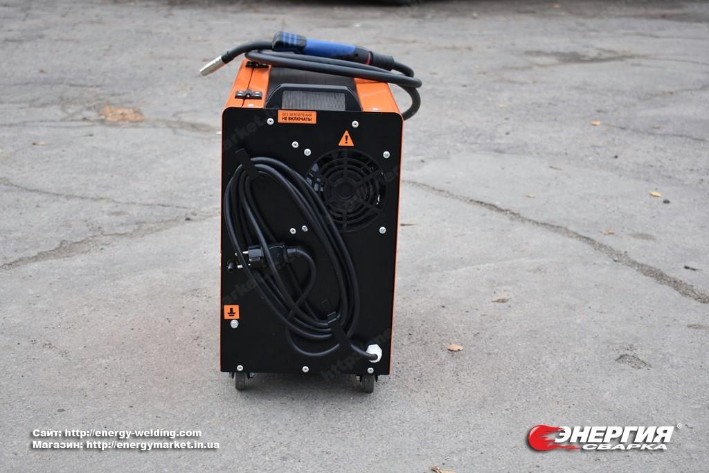 6.Новые модели сварочных полуавтоматов, ПДГ - 215 и ПДГ-216, производитель сварочного оборудованияЭнергия Сварка, Украина