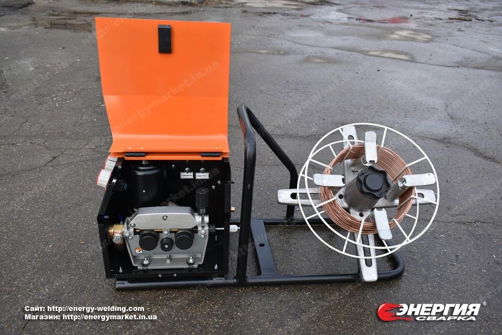 6.Анонс, фото обзор, механизма подачи сварочной проволоки СПМ - 540 Энергия Сварка Украина
