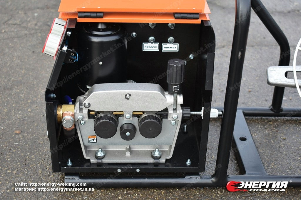 7.Анонс, фото обзор, механизма подачи сварочной проволоки СПМ - 540 Энергия Сварка Украина