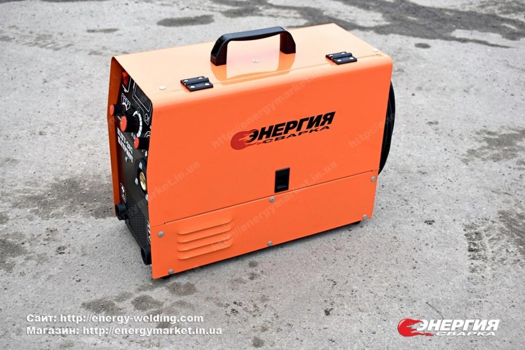 6юСварочный инвертор полуавтомат ПДГУ-207 Патриот Энергия Сварка..Фотообзор
