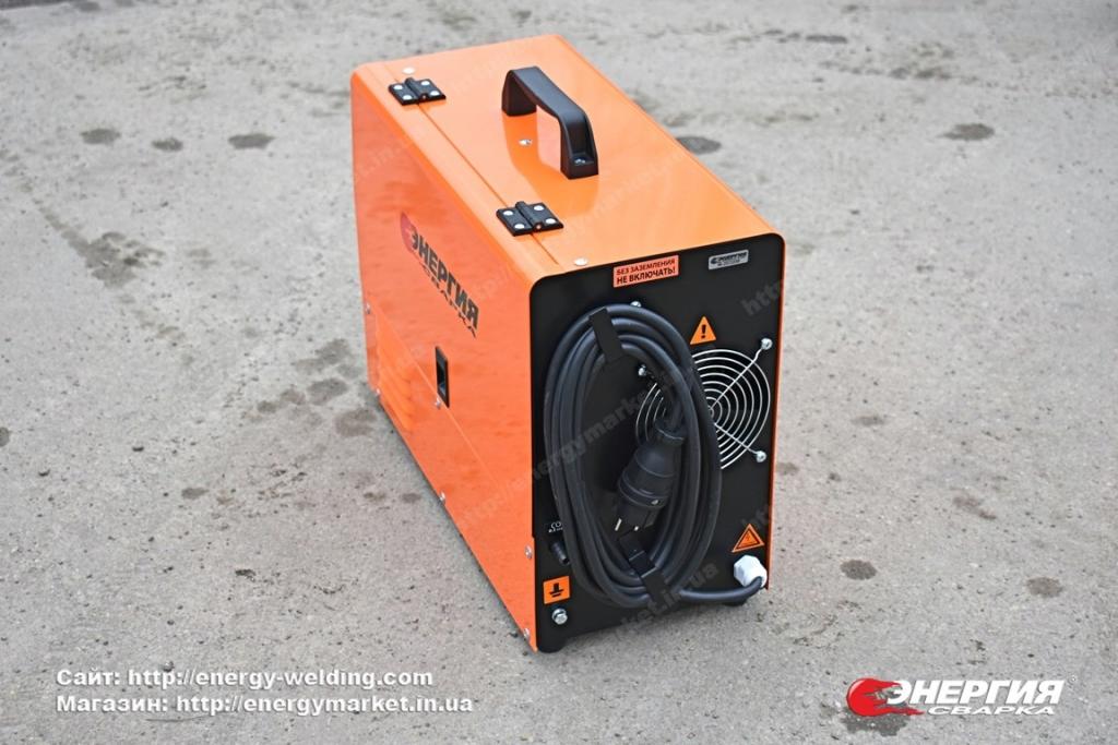 7.Сварочный инвертор полуавтомат ПДГУ-207 Патриот Энергия Сварка..Фотообзор