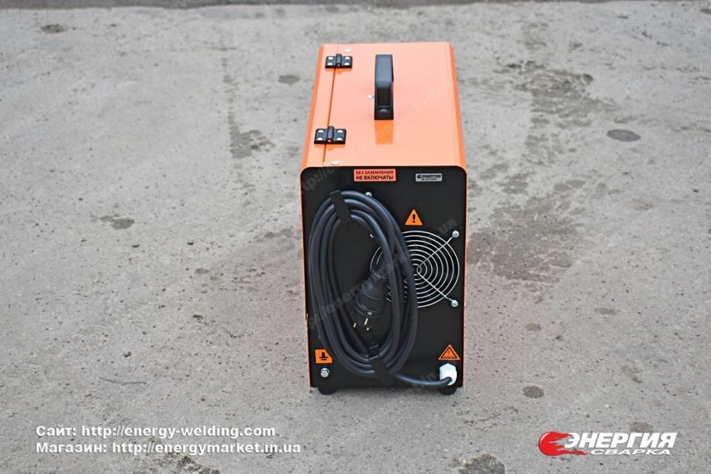 8.Сварочный инвертор полуавтомат ПДГУ-207 Патриот Энергия Сварка..Фотообзор