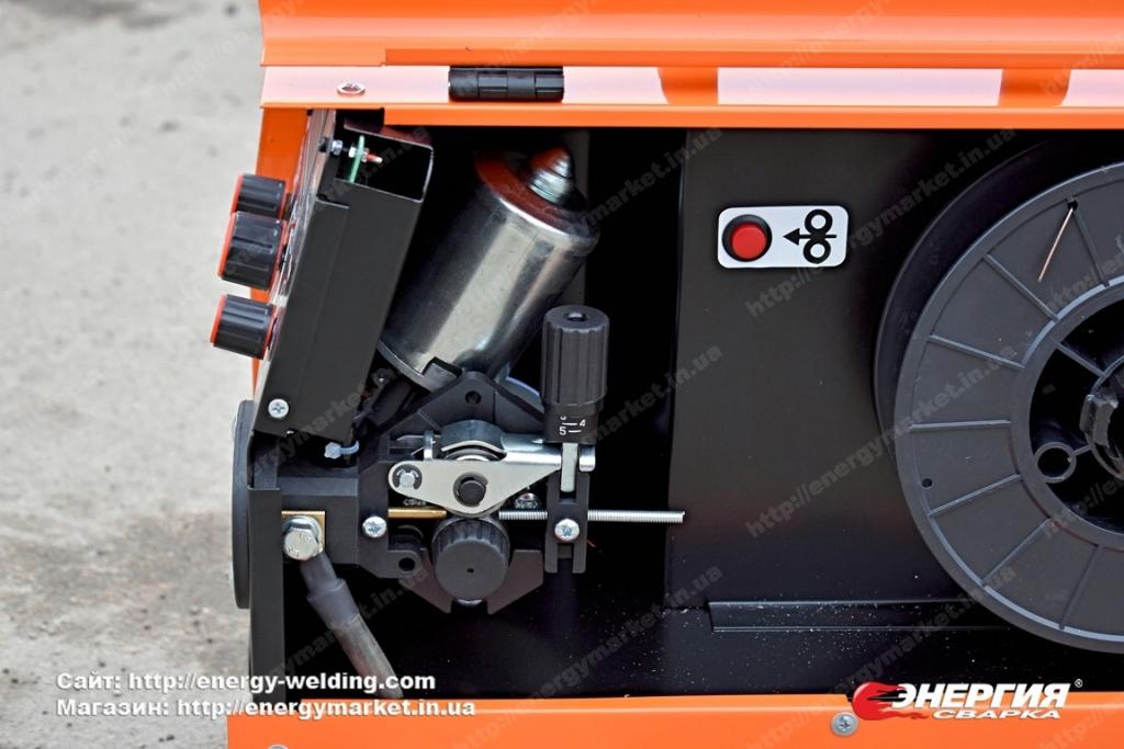 10.Сварочный инвертор полуавтомат ПДГУ-207 Патриот Энергия Сварка..Фотообзор