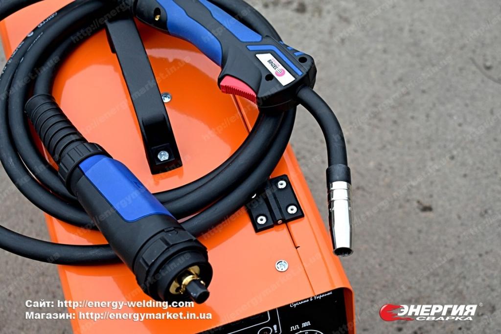 15.Сварочный инвертор полуавтомат ПДГУ-207 Патриот Энергия Сварка..Фотообзор