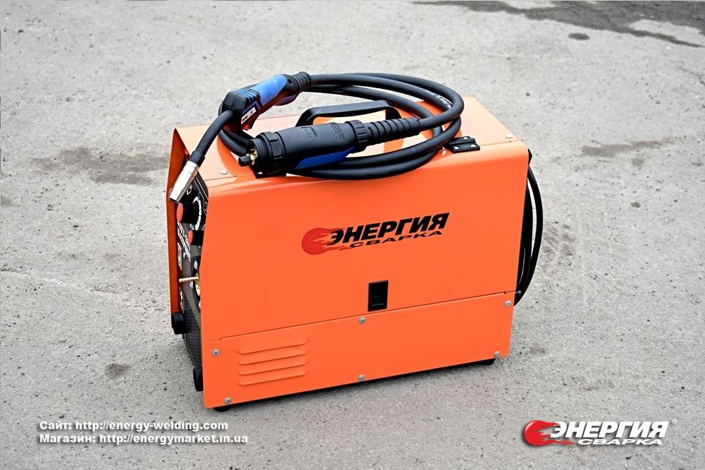 3.Сварочный инвертор полуавтомат ПДГУ-207 Патриот с осцилятором