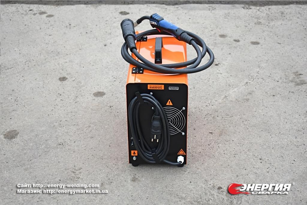 8.Сварочный инвертор полуавтомат ПДГУ-207 Патриот под аргон