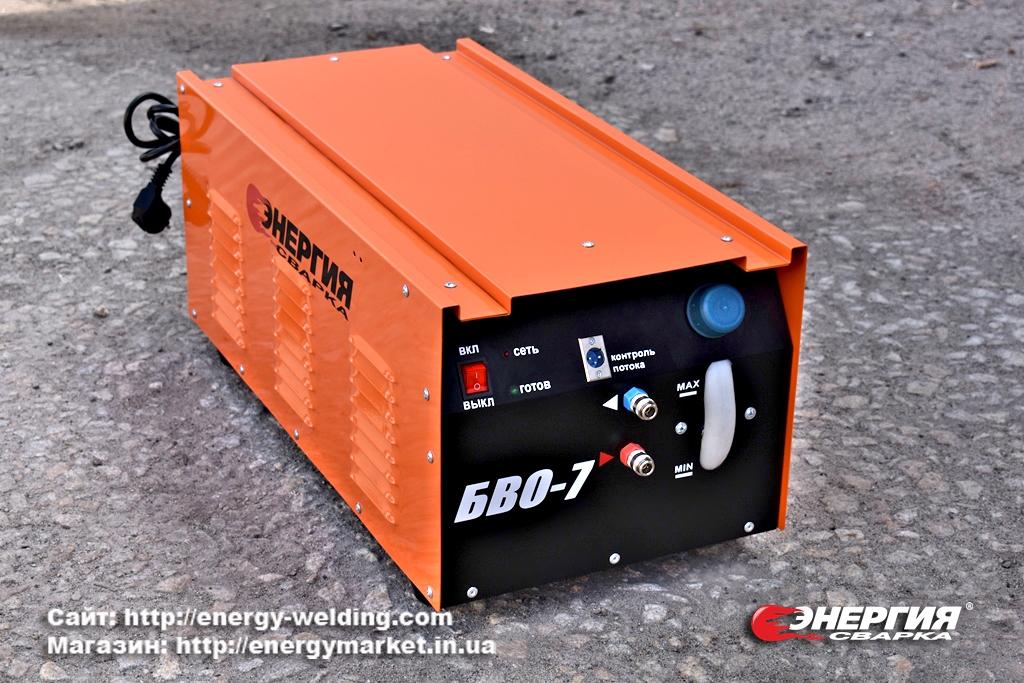 1.Блок водяного охлаждения сварочной горелки БВО-7 Энергия Сварка