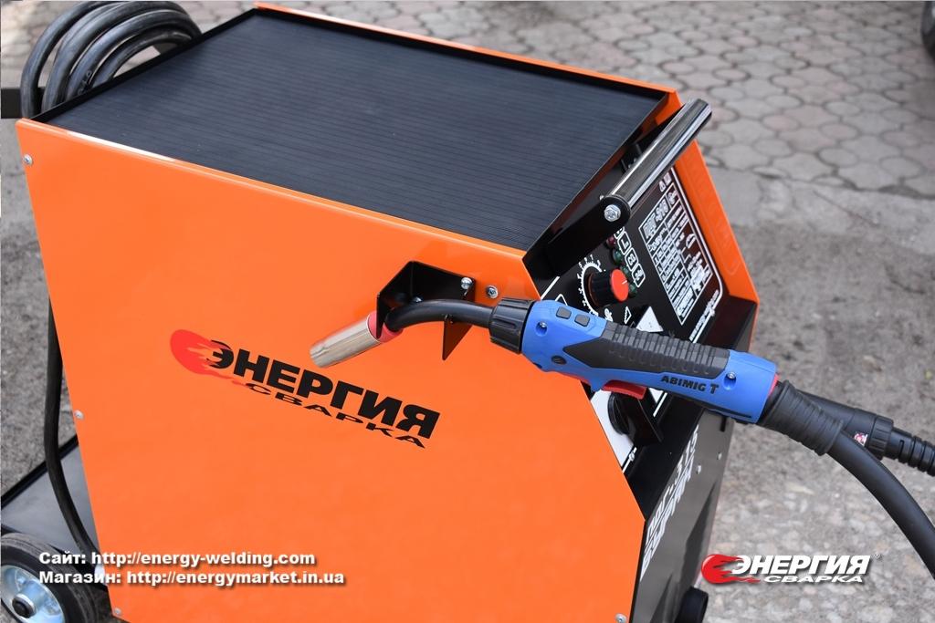 Гид покупателя # 13  Cварочный полуавтомат ПДГУ-315 Буран.