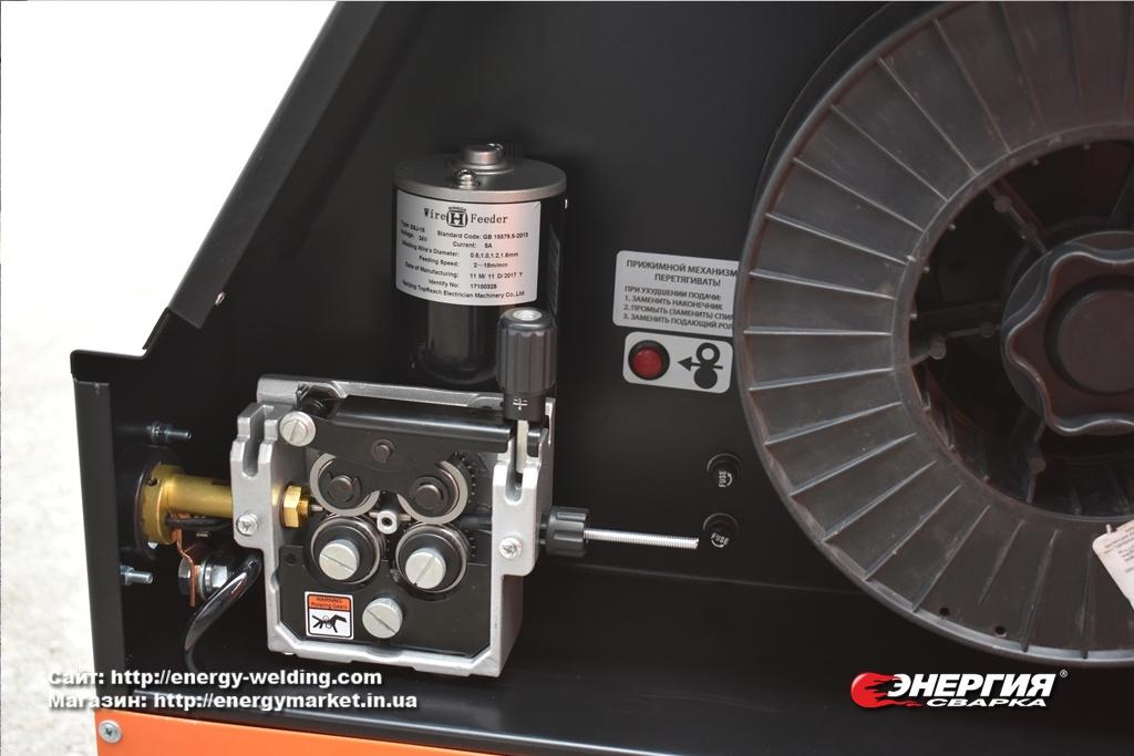 Гид покупателя # 18  Cварочный полуавтомат ПДГУ-315 Буран.