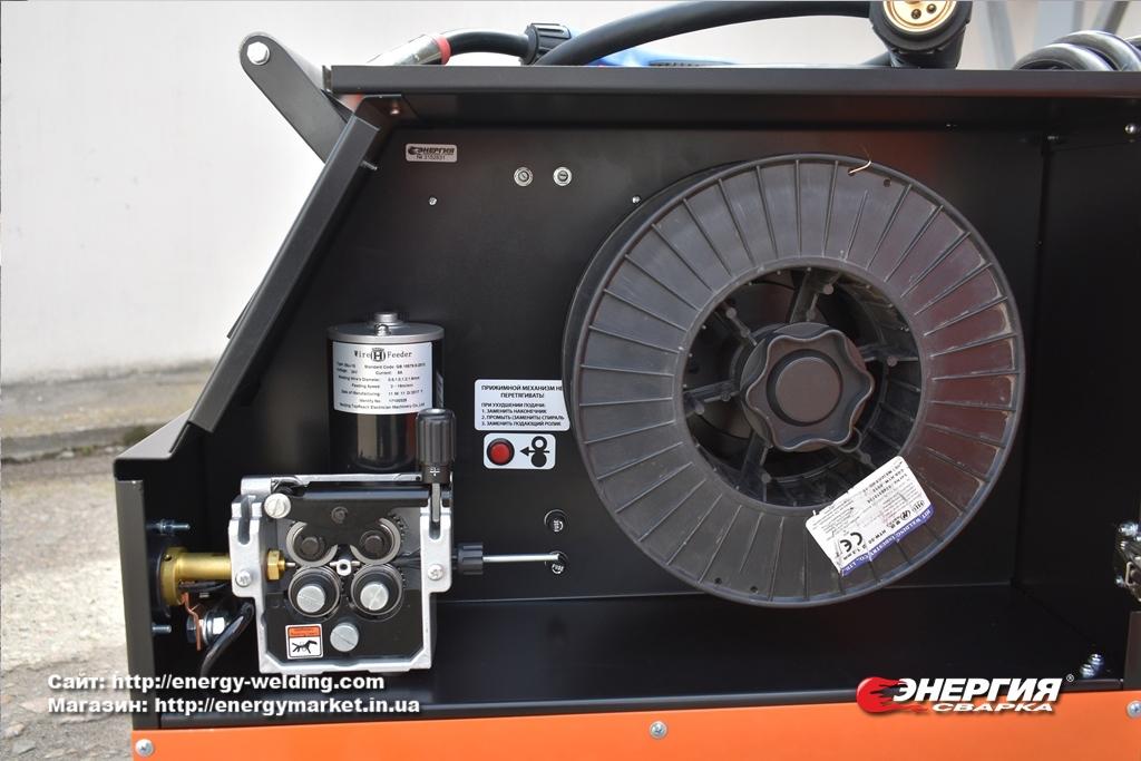 Гид покупателя # 19  Cварочный полуавтомат ПДГУ-315 Буран.
