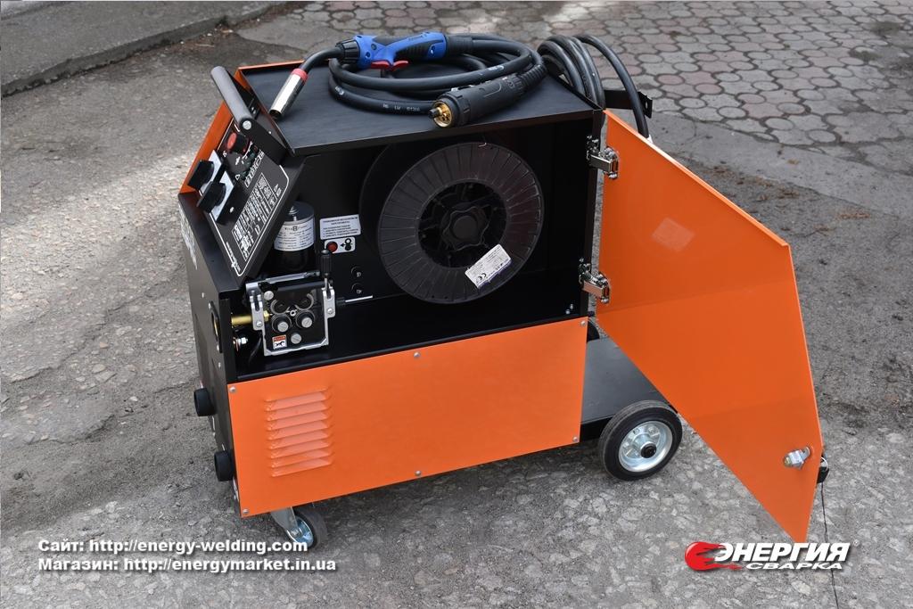 Гид покупателя # 20 Cварочный полуавтомат ПДГУ-315 Буран.