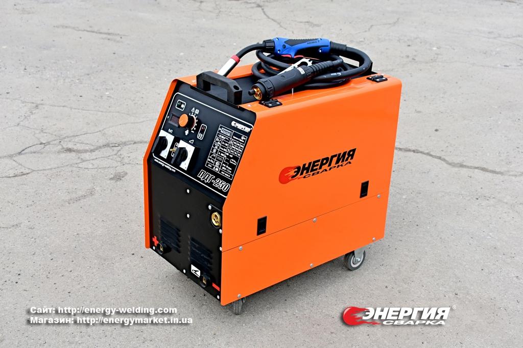1.Сварочный полуавтомат ПДГ-250 прототип уже в продаже.