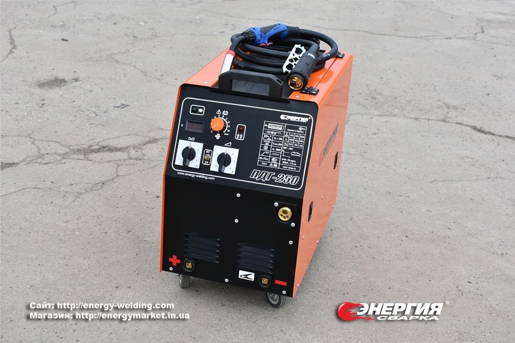 2.Сварочный полуавтомат ПДГ-250 прототип уже в продаже.