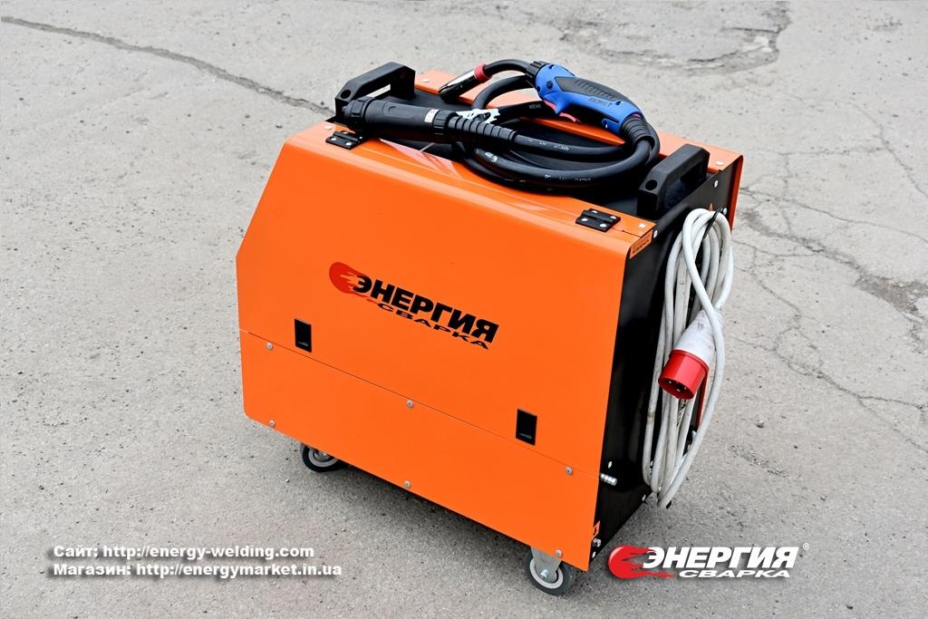 9.Сварочный полуавтомат ПДГ-250 прототип уже в продаже.