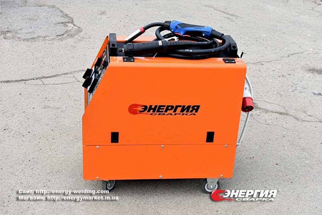 10.Сварочный полуавтомат ПДГ-250 прототип уже в продаже.