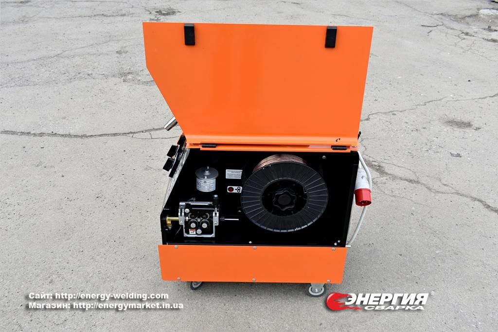 11.Сварочный полуавтомат ПДГ-250 прототип уже в продаже.