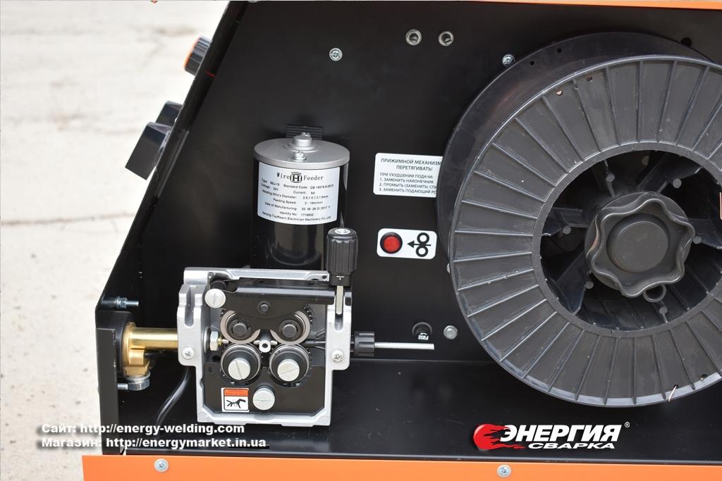 12.Сварочный полуавтомат ПДГ-250 прототип уже в продаже.
