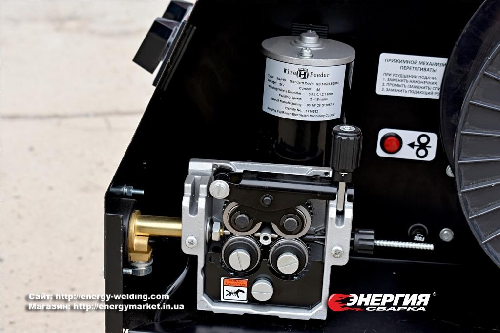 13.Сварочный полуавтомат ПДГ-250 прототип уже в продаже.