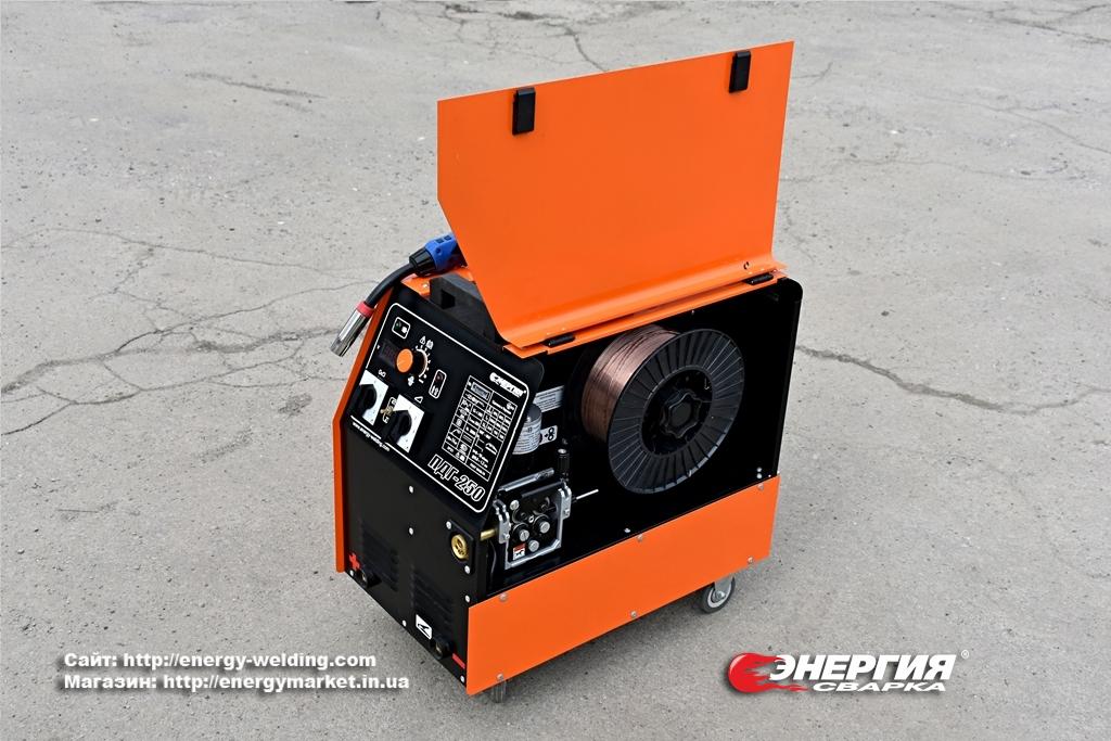 14.Сварочный полуавтомат ПДГ-250 прототип уже в продаже.