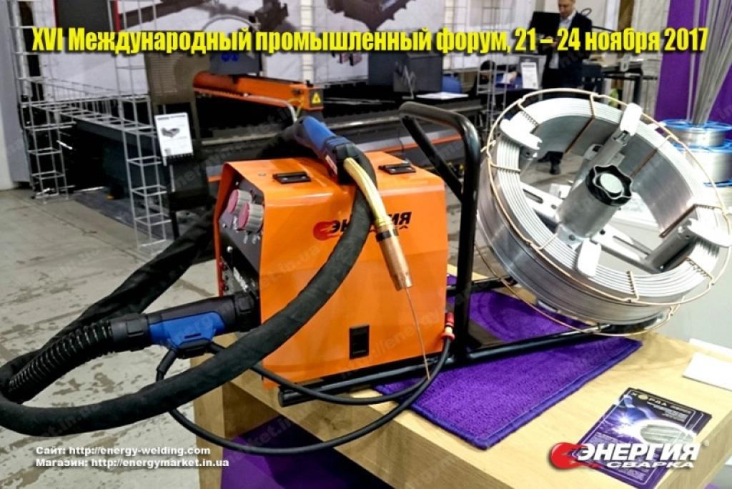 11.Анонс, фото обзор, механизма подачи сварочной проволоки СПМ - 540 Энергия Сварка Украина