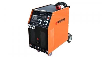 Сварочный выпрямитель полуавтомат ВС-500 БУРАН и СПМ 430 Энергия Сварка